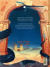 Verso de La famille Vieillepierre -2- Lucie et l'énigme du Sphinx
