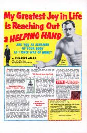 Verso de Rawhide Kid Vol.1 (Atlas/Marvel - 1955) -19- Gun Duel in Trigger Gap!