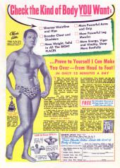 Verso de Rawhide Kid Vol.1 (Atlas/Marvel - 1955) -20- Shoot-Out with Blackjack Bordon!