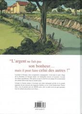 Verso de Lucienne ou les millionnaires de la Rondière