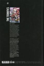Verso de Terrifics (The) - The Terrifics