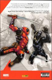 Verso de Deadpool (Marvel France 7e série - 2020)  -1- La Guerre des royaumes