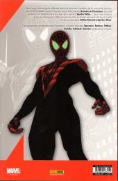 Verso de Spider-Man (Marvel France 8e série - 2020)  -1- Chassés (1/3)