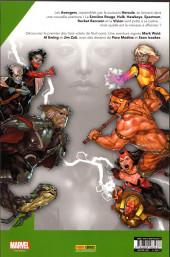 Verso de Avengers No Road Home -1- Nuit noire (1/3)