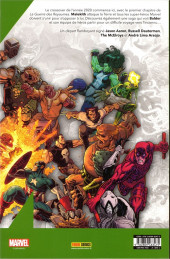 Verso de War of the Realms -1- La Guerre des Royaumes (1/6)
