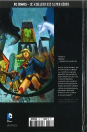 Verso de DC Comics - Le Meilleur des Super-Héros -112- Supergirl - La Dernière Fille de Krypton