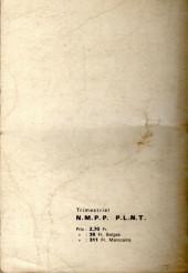 Verso de Chevalier Bayard (Les aventures du) -Rec03- Album N°3 (du n°9 au n°12)