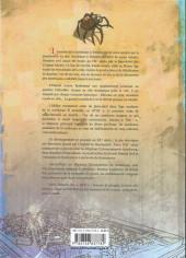 Verso de Les hôpitaux universitaires de Strasbourg - Treize siècles de soins et d'innovations
