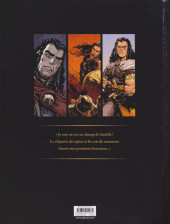 Verso de Conan le Cimmérien -2a2019- Le Colosse noir