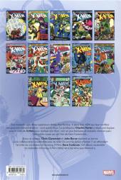 Verso de X-Men (L'intégrale) -5INTc2020- 1981