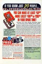 Verso de Rawhide Kid Vol.1 (Atlas/Marvel - 1955) -24- Gunman's Gamble!
