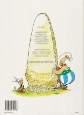Verso de Astérix -27a1997- Le fils d'Astérix