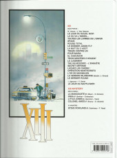 Verso de XIII -10b2011- El Cascador
