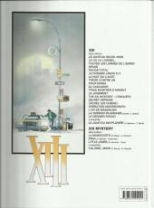 Verso de XIII -16a2011- Opération Montecristo