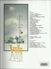 Verso de XIII -19a2012- Le dernier round