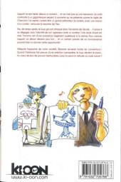 Verso de Beastars -8- Vol. 08