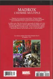 Verso de Marvel Comics : Le meilleur des Super-Héros - La collection (Hachette) -103- Madrox L'Homme Multiple