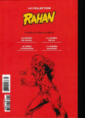 Verso de Rahan - La Collection (Hachette) -1- Tome 1