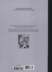 Verso de Les grands Classiques de la Bande Dessinée érotique - La Collection -9699- Bizarreries - Tome 2