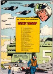 Verso de Buck Danny -17Pub- Buck Danny contre Lady X