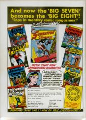 Verso de Green Lantern Vol.1 (DC Comics - 1941) -2- (sans titre)