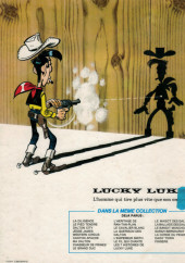 Verso de Lucky Luke -41b1984- L'Héritage de Rantanplan