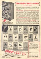 Verso de Green Lantern Vol.1 (DC Comics - 1941) -7- The Wizard of Odds!