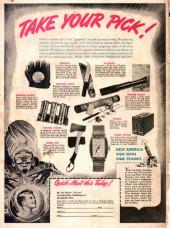 Verso de Green Lantern Vol.1 (DC Comics - 1941) -8- (sans titre)