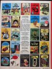 Verso de Tintin (Historique) -22C4bis- Vol 714 pour Sydney