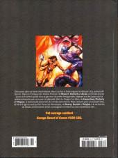 Verso de The savage Sword of Conan (puis The Legend of Conan) - La Collection (Hachette) -58- Le tombeau des visions perdues