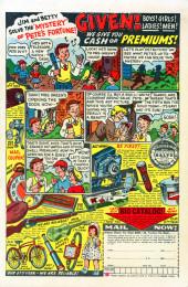 Verso de War Action (Atlas - 1952) -1- Six Dead Men!
