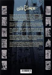 Verso de La trilogie du Bronx - La Trilogie du Bronx