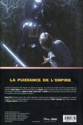 Verso de Star Wars - L'Ère de la rébellion -2- Les Vilains