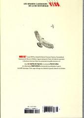 Verso de Les grands Classiques de la BD Historique Vécu - La Collection -9- Les Sept Vies de l'Epervier - Tome VI: La Part du Diable