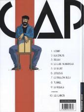 Verso de Capricorne -9- Le passage