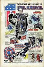 Verso de Richard Dragon, Kung-Fu Fighter (DC Comics - 1975) -6- Certain Death!