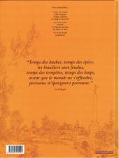 Verso de La croix de Cazenac -6- Ni dieux, ni bêtes