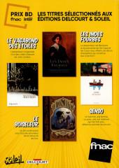 Verso de (DOC) Conseils de lecture -32020- La BDthèque idéale - La Sélection des libraires Fnac