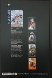 Verso de Justice League : New Justice -4- La sixième dimension