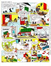 Verso de Vaillant (le journal le plus captivant) -957- Vaillant