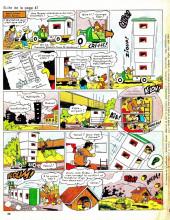 Verso de Vaillant (le journal le plus captivant) -942- Vaillant