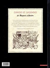 Verso de Le marquis d'Anaon -3- La providence