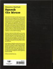 Verso de Squeak The Mouse - Squeak the Mouse