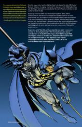 Verso de Batman - Neal Adams -1- Book One