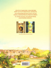 Verso de Le roi de Paille -1- La Fille de Pharaon