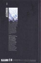 Verso de Ascender -1- La Galaxie hantée