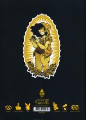 Verso de Mutafukaz' Loba Loca -4- Vol. 4
