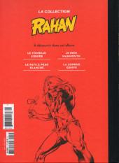 Verso de Rahan - La Collection (Hachette) -2- Tome 2