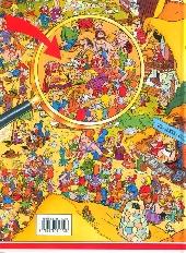 Verso de Astérix (livres-jeux) -41- Mais où est donc Astérix?!?