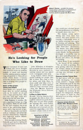 Verso de Life with Millie (Marvel - 1960) -16- Millie Goes to the U.N.